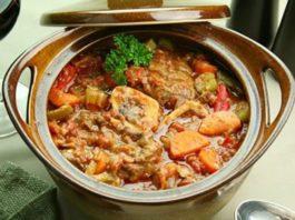 Father Jacob's Autumn Stew